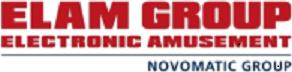 Elam Group Electronic Amusement Logo