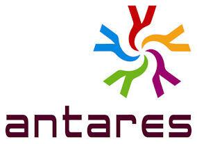 Woningcorporatie Antares Logo