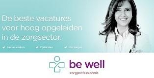 Be Well Zorgprofessionals Logo