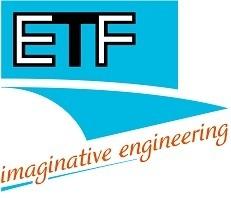 ETF Machinefabriek Logo